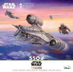 STAR WARS -  THE MANDALOREAN - THE ESCORT (550 PIECES)