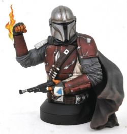 STAR WARS -  THE MANDALORIAN RESIN BUST 1/6 SCALE