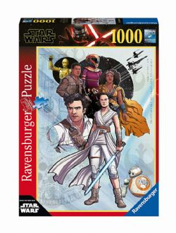 STAR WARS -  THE RISE OF SKYWALKER 2 (1000 PIECES)