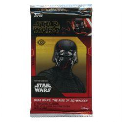 STAR WARS -  TOPPS RISE OF SKYWALKER - TRADING CARDS (P8/B24)