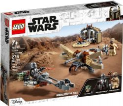 STAR WARS -  TROUBLE ON TATOOINE (276 PIECES) 75299