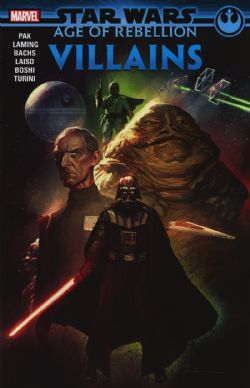 STAR WARS -  VILLAINS TP -  AGE OF REBELLION