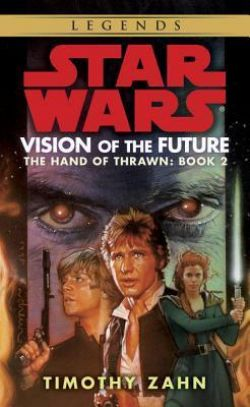 STAR WARS -  VISION OF THE FUTURE -  THE HAND OF THRAWN 02