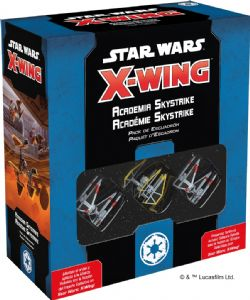 STAR WARS : X-WING 2.0 -  ACADÉMIE SKYSTRIKE (FRENCH)