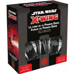 STAR WARS : X-WING 2.0 -  FUREUR DU PREMIER ORDRE (FRENCH)