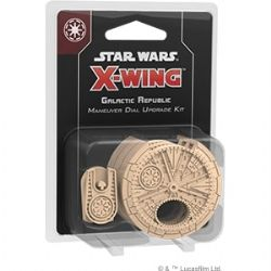 STAR WARS : X-WING 2.0 -  GALACTIC REPUBLIC DIAL UPGRADE (ENGLISH)