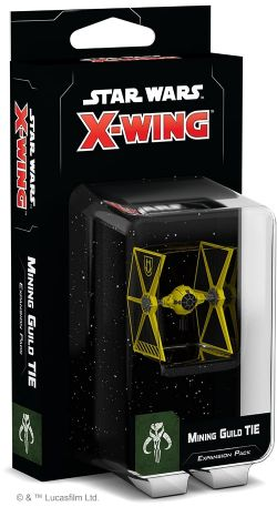 STAR WARS : X-WING 2.0 -  MINING GUILD TIE (ENGLISH)