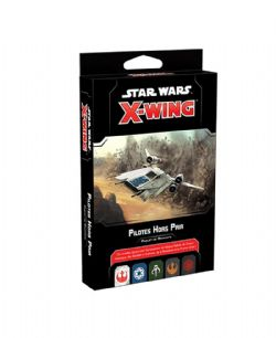 STAR WARS : X-WING 2.0 -  PILOTES HORS PAIR (FRENCH)