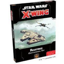 STAR WARS : X-WING 2.0 -  RESISTANCE CONVERSION KIT (ENGLISH)