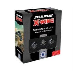 STAR WARS : X-WING 2.0 -  SERVITEURS DE LA LUTTE (FRENCH)