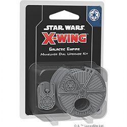 STAR WARS : X-WING -  FIRST ORDER - MANEUVER DIAL UPGRADE KIT