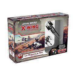 STAR WARS : X-WING -  LES RENÉGATS DE SAW (ENGLISH)