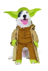STAR WARS -  YODA COSTUME (DOG)