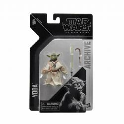 STAR WARS -  YODA -  THE BLACK SERIES - ARCHIVE
