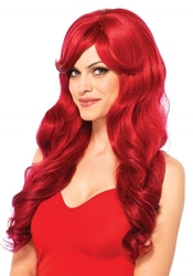 STARBRIGHT WIG - RED (ADULT) -  STARBRIGHT