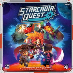 STARCADIA QUEST -  BASE GAME (ENGLISH)