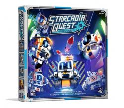 STARCADIA QUEST -  BUILD-A-ROBOT (ENGLISH)