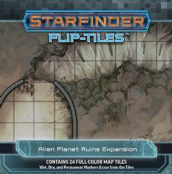 STARFINDER -  ALIEN PLANET RUINS -  FLIP-TILES