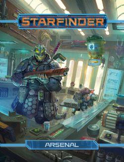 STARFINDER -  ARSENAL (FRENCH)