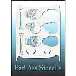 STENCILS -  BONEHEADS