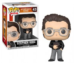 STEPHEN KING -  POP! VINYL FIGURE OF STEPHEN KING (4 INCH) 43