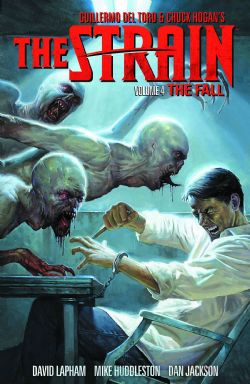 STRAIN STRAIN -  USED BOOK - THE FALL TP (ENGLISH) 04