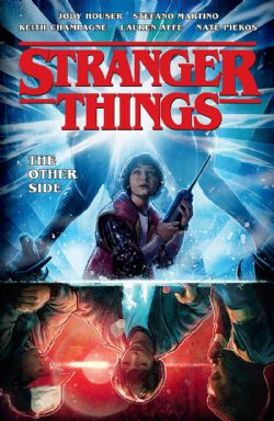 STRANGER THINGS -  OTHER SIDE TP 01