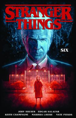STRANGER THINGS -  SIX TP