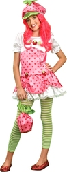 STRAWBERRY SHORTCAKE -  STRAWBERRY SHORTCAKE COSTUME (TEEN)