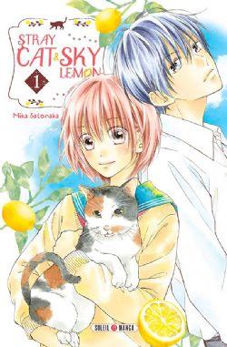 STRAY CAT & SKY LEMON -  (FRENCH V.) 01