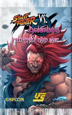 STREET FIGHTER VS. DARKSTALKERS -  COLLECTIBLE CARD BOOSTER (P10/B24)
