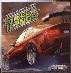 STREET KINGS (ENGLISH)