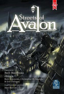 STREETS OF AVALON (ENGLISH) -  5E