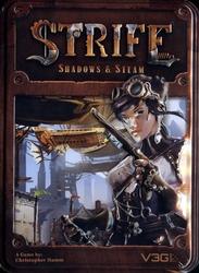 STRIFE -  STRIFE : SHADOWS & STEAM (ENGLISH) 4