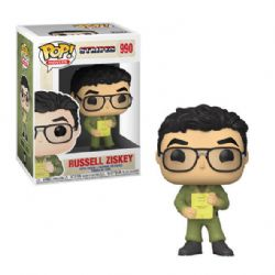 STRIPES -  POP! VINYL FIGURE OF RUSSELL ZISKEY (4 INCH) 990