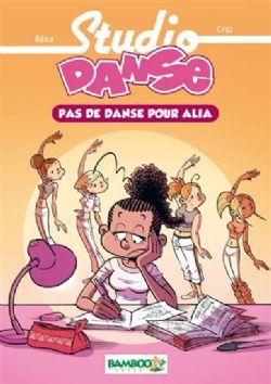 STUDIO DANSE -  PAS DE DANSE POUR ALIA (NOUVEAU FORMAT) 02