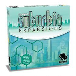 SUBURBIA -  EXPANSIONS (ENGLISH)
