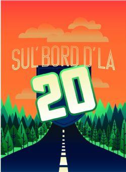 SUL' BORD D'LA 20 (FRENCH)