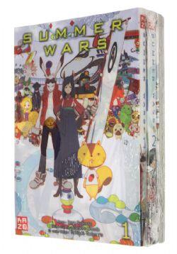 SUMMER WARS -  MANGAS USAGÉS TOME 01 À 03
