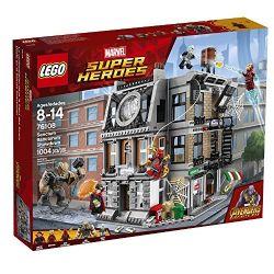 SUPER HEROES -  SANCTUM SANCTORUM SHOWDOWN (1004 PIECES) 76108