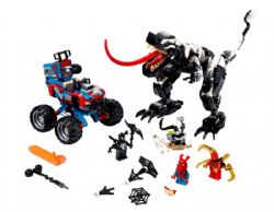 SUPER HEROES -  VENOMOSAURUS AMBUSH (640 PIECES) -  MARVEL SUPER HEROES 76151