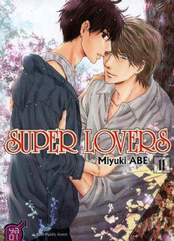 SUPER LOVERS -  (FRENCH V.) 11