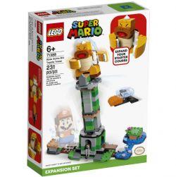 SUPER MARIO -  BOSS SUMO BRO TOPPLE TOWER EXPANSION SET (231 PIECES) 71388