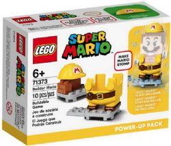 SUPER MARIO -  BUILDER MARIO POWER-UP PACK (10 PIECES) 71373