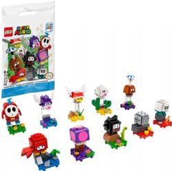 SUPER MARIO -  CHARACTER PACKS (SERIES 2) (24 PIECES) 71386