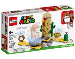 SUPER MARIO -  DESERT POKEY EXPANSION SET (180 PIECES) 71363