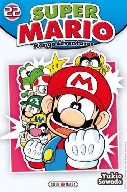 SUPER MARIO -  (FRENCH V.) -  MANGA ADVENTURES 22