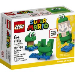 SUPER MARIO -  FROG MARIO POWER-UP PACK (11 PIECES) 71392
