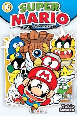 SUPER MARIO -  MANGA ADVENTURES (V.F.) 16