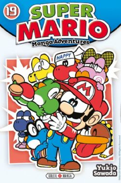 SUPER MARIO -  MANGA ADVENTURES (V.F.) 19